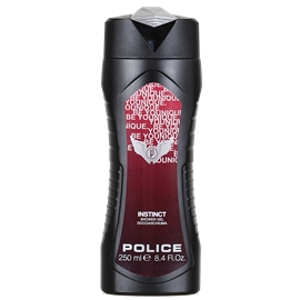 Police Instinct - Shower Gel