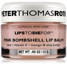Lips To Die For Pink Bombshell Lip Balm
