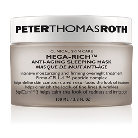 Mega Rich Anti Aging Sleeping Mask