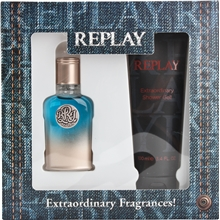 True Replay for him - Gift Set