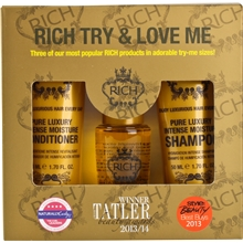 RICH Pure Luxury Try & Love Me