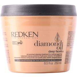 Diamond Oil Deep Facets - Treatment