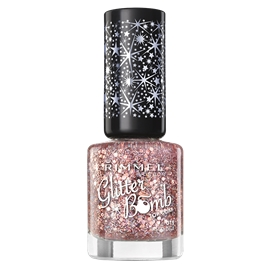 Glitter Bomb Top Coat - Disco Diva