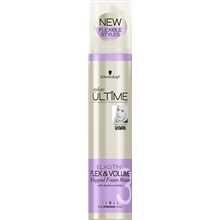 Styliste Ultime Flex & Volume Mousse - Strong