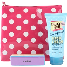 Heavenly Hands - Hand Care Bag 1 set