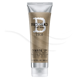 Bed Head For Men Charge Up Shampoo