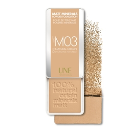 UNE Matt Minerals Powder Foundation