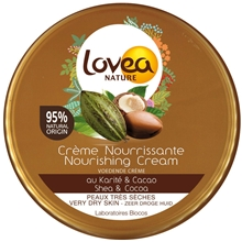 Mini Nourishing Cream Shea & Cacao - Very Dry