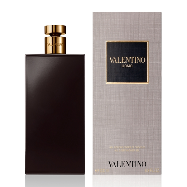 Valentino Uomo - All Over Shower Gel 200 ml