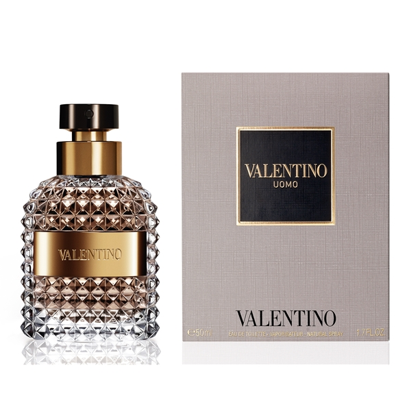 Valentino Uomo - Eau de toilette (Edt) Spray 50 ml
