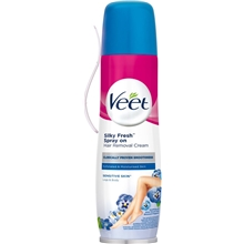 Veet Spray On Hair Removal Cream - Normal Skin