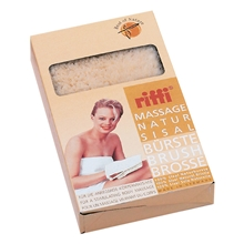 Natural Sisal Shower Mitten Medium