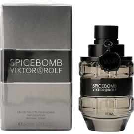 Spicebomb - Eau de toilette (Edt) Spray