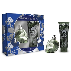 Police Camouflage - Gift Set
