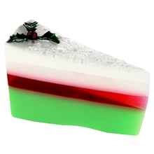Soap Cakes Slices Festive Ginger Cake
