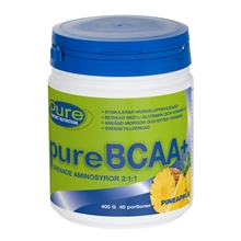 400 gr - Pineapple - Pure BCAA