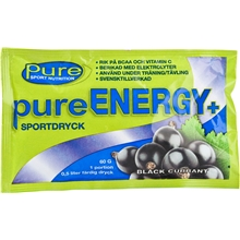 60 gr - Black currant - Pure Energy