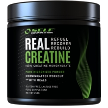500 gr - Real 100% Creatine
