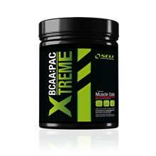 500 gr - Muscle cola - Xtreme BCAA:Pac