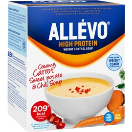 Allevo High Protein Soup