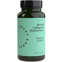 Biocell Collagen + Hyaluronsyra