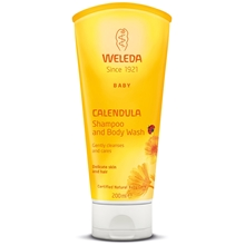Calendula Shampo & Body Wash