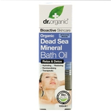 Dead Sea Mineral Bath Oil