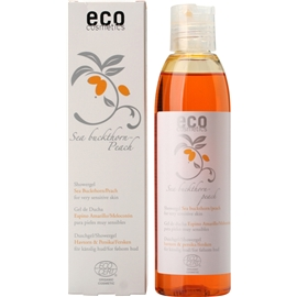 eco cosmetics Showergel seabuckthorn