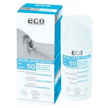 eco cosmetics Sun Lotion spf 50