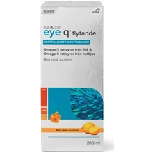 200 ml/pullo - Sitruuna - Eye Q liquid