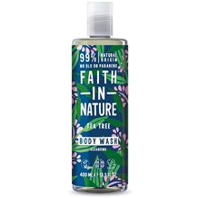 Bath Foam Tea Tree