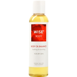 WISE Body oil balance
