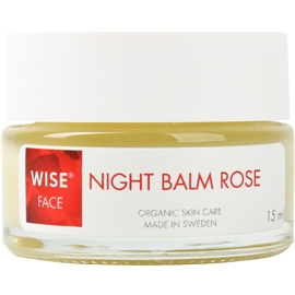 WISE Night balm rose