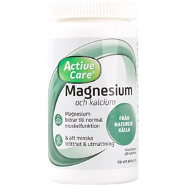Active Care Magnesium+Calcium