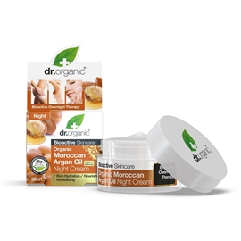 Moroccan Argan Oil - Night Cream