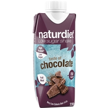 330 ml - Chocolate - Naturdiet Shake