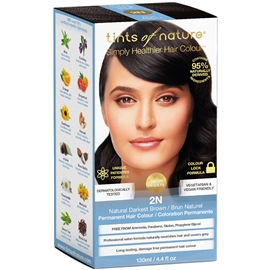 Tints of Nature Darkest Brown 2N