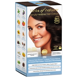 Tints of Nature Dark Brown 3N
