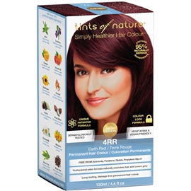 Tints of Nature Dark Henna Red 4RR
