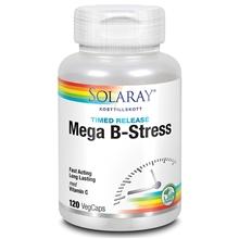 solaray-mega-b-stress-120-kapselia
