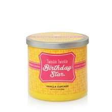 10 Oz Twinkle Twinkle Birthday Star