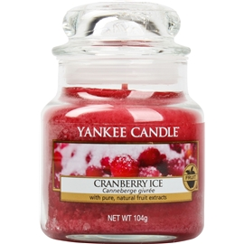 Jar Cranberry Ice