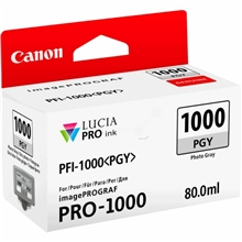 Canon PFI-1000 Photo Gray