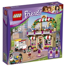 41311 LEGO Friends Heartlaken pizzeria