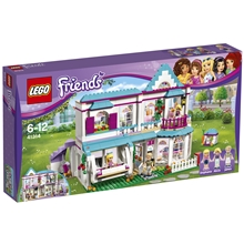 41314 LEGO Friends Stephanien talo