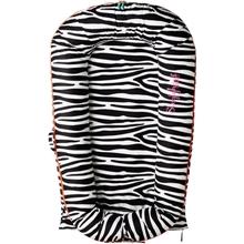 sleepyhead-babynest-deluxe-zebra