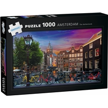 Palapeli Amsterdam, The Netherlands 1000 palaa
