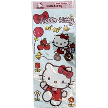 Hello Kitty Seinäkoriste