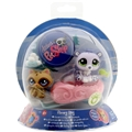 Littlest Pet Shop Snowy Day