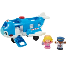 little-people-lil-movers-airplane